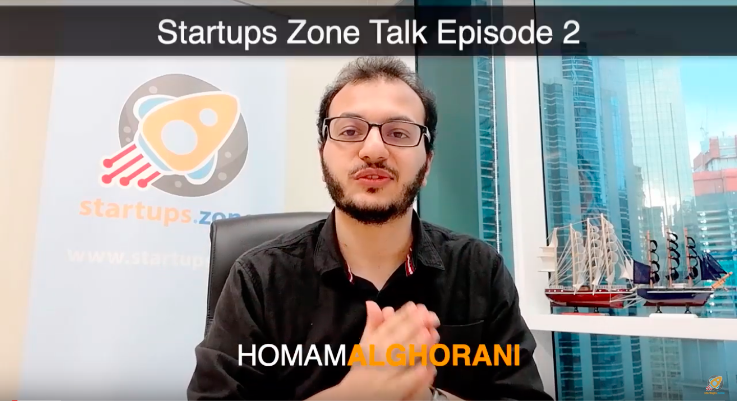 Startups Zone Talk Episode 2