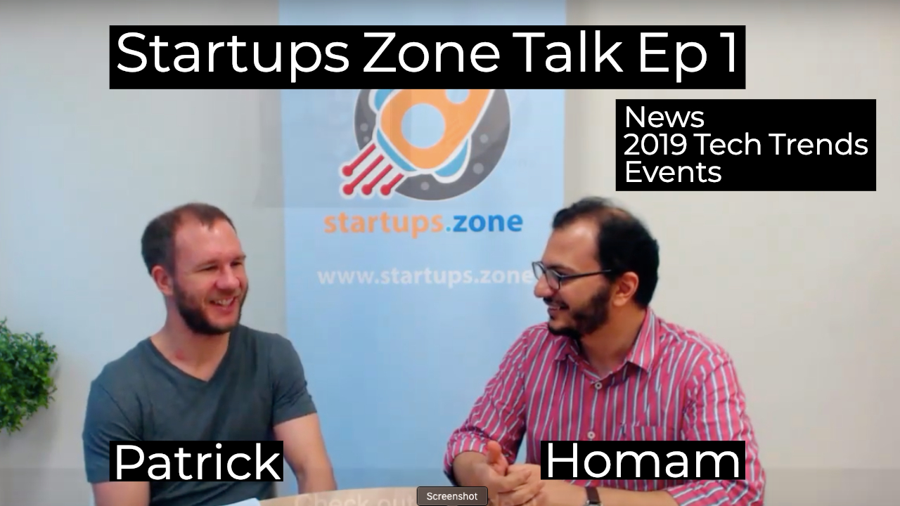 Startups Zone Talk Episode 1