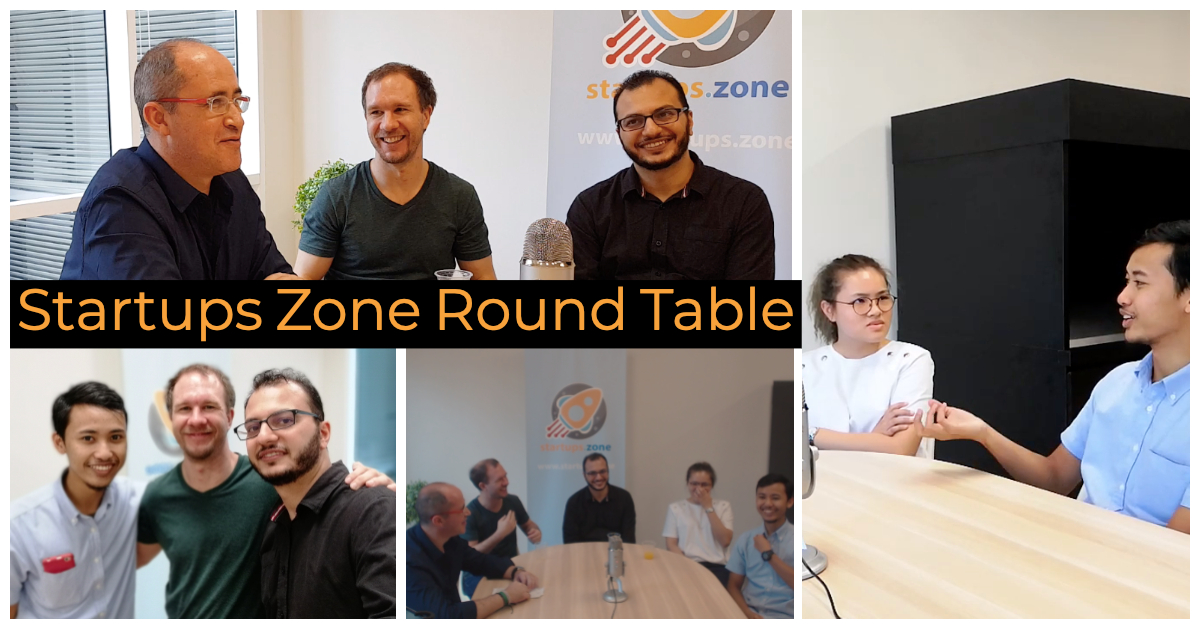 Innovation, Copycats, UI, Co-working spaces and more on Startups Zone Round Table