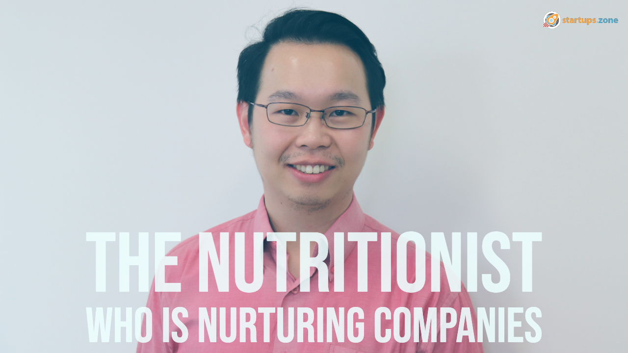 The nutritionist who is nurturing companies – Startups Zone Talk #15