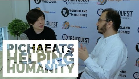 PichaEats: Helping Humanity – Startups Zone Talk #20