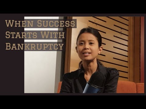 From Bankruptcy to Success Leza Klenk – Startups Zone Talk #21