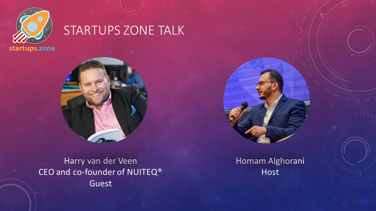 Entrepreneur Journey: Harry van der Veen CEO of NUITEQ – Startups Zone Talk Ep 27