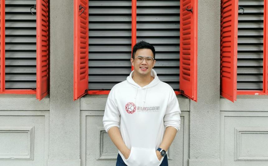 EdTech with Japhet Lim the Co-Founder of Reubiks Mobile App