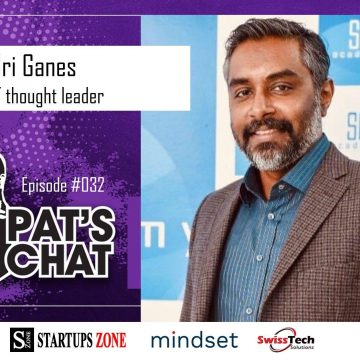 Pat's Chat Ep. #032​ – Dato Sri Ganes, The TVET thought leader
