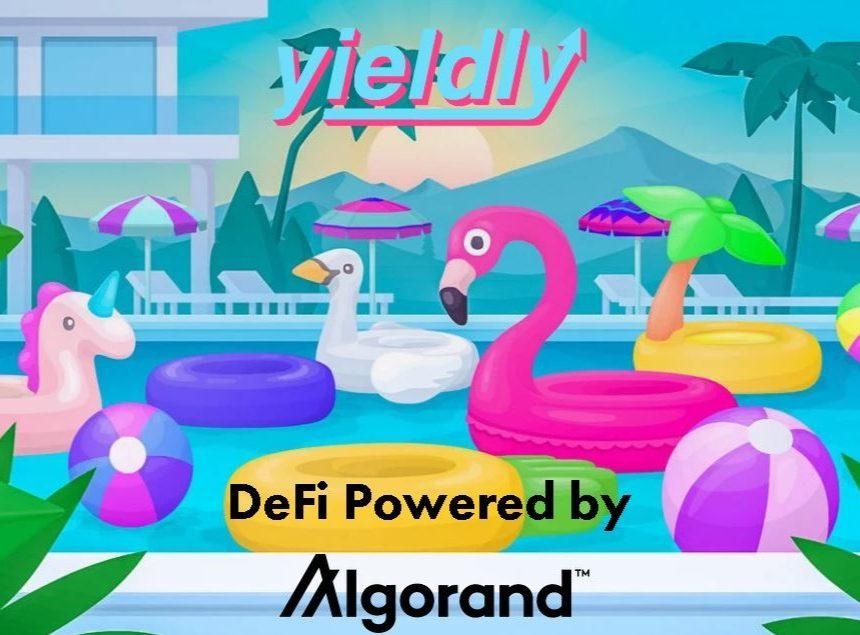 Yieldly (DeFi) raises USD $1.4 million from leading VCs across the world