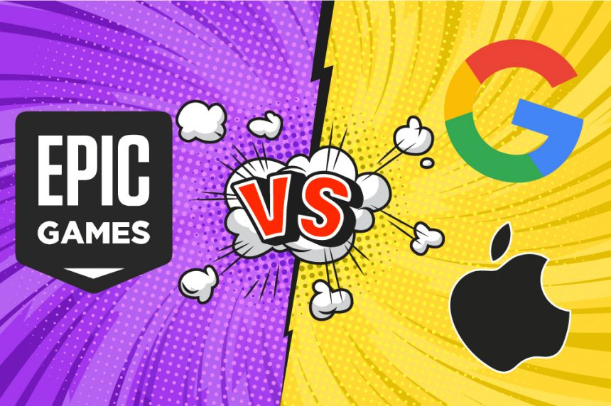 EPIC GAMES VS APPLE: EXPLAINED IN ONE GO