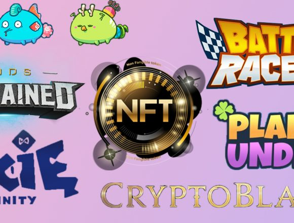 Top 5 NFT Games For You To Invest In To Earn Some Bucks